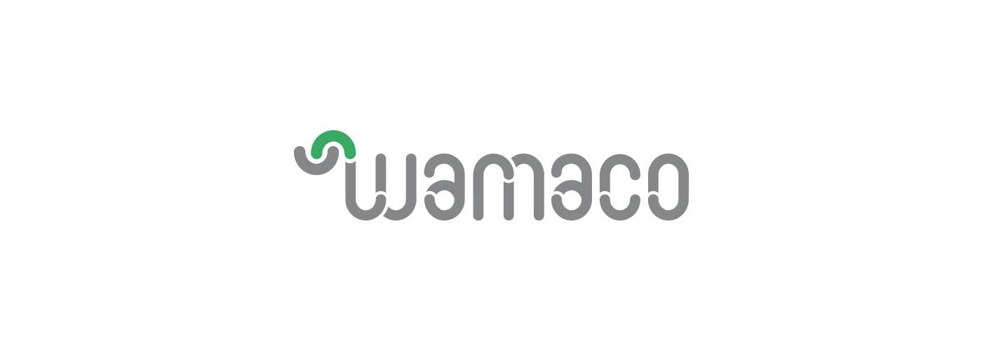 Wamaco logo Sara Villanueva design