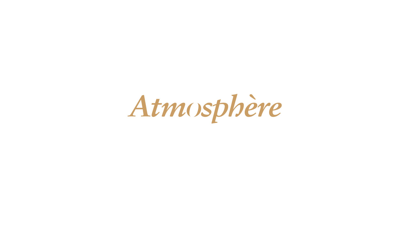 Atmosphere Sara Villanueva brand design