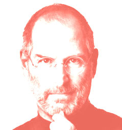Steve Jobs portait